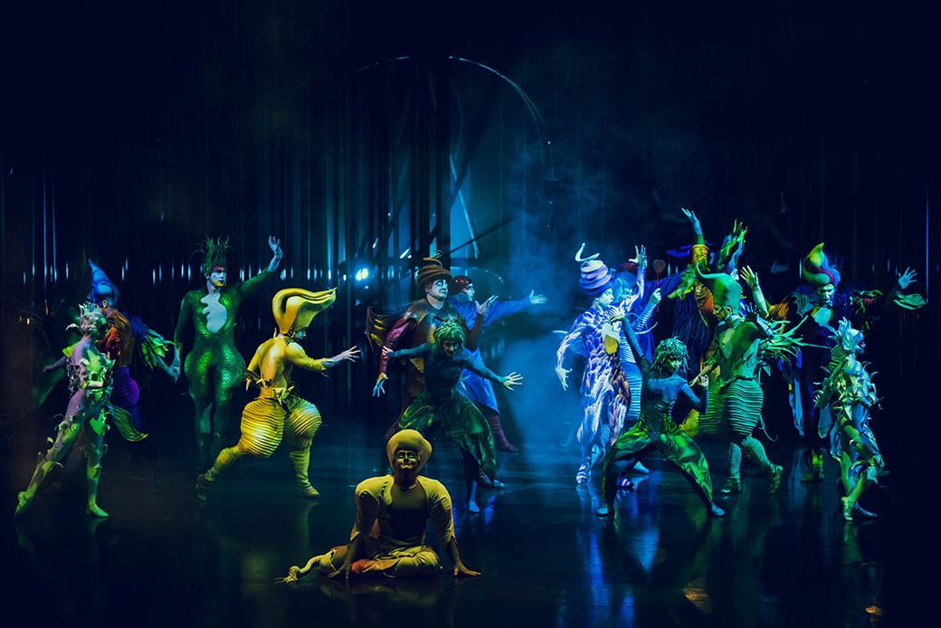 Varekai – Cirque du Soleil